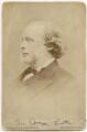 Joseph Lister, Baron Lister, by Claudet's Photo Studio - NPG x194000