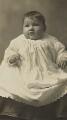 Barbara Strachey (Hultin, later Halpern), by Unknown photographer - NPG Ax160823