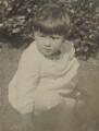 Barbara Strachey (Hultin, later Halpern), by Unknown photographer - NPG Ax160824