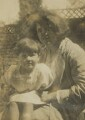 Barbara Strachey (Hultin, later Halpern); Ray Strachey, by Unknown photographer - NPG Ax160828