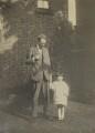 Adrian Stephen; Barbara Strachey (Hultin, later Halpern), by Unknown photographer - NPG Ax160832