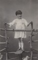 Barbara Strachey (Hultin, later Halpern), by Porter Bros - NPG Ax160835