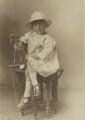 Barbara Strachey (Hultin, later Halpern), by Porter Bros - NPG Ax160836