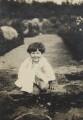 Barbara Strachey (Hultin, later Halpern), by Unknown photographer - NPG Ax160837