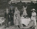 Wedding of 9th Duke of Marlborough and Gladys (née Deacon), Duchess of Marlborough, by Unknown photographer - NPG x194008