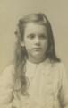 Ursula Margaret Wentzel (née Strachey), by Unknown photographer - NPG Ax160847