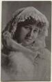 Mary Anderson (Mrs de Navarro), by Bassano Ltd, published by  Raphael Tuck & Sons - NPG x193605