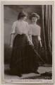 Zena Dare; Adrienne Augarde, by Bassano Ltd, published by  Davidson Brothers - NPG x193754