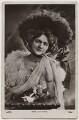 Lily Elsie (Mrs Bullough), by Bassano Ltd, published by  Rapid Photo Co - NPG x193812