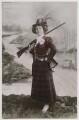 Marie George, by Bassano Ltd, published by  Aristophot Co Ltd - NPG x193827