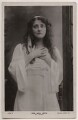 Nora Kerin as Juliet in 'Romeo and Juliet', by Bassano Ltd, published by  Rotary Photographic Co Ltd - NPG x193873