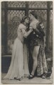 Nora Kerin as Juliet and Matheson Lang as Romeo in 'Romeo and Juliet', by Bassano Ltd, published by  Rotary Photographic Co Ltd - NPG x193875