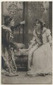 Matheson Lang as Romeo and Nora Kerin as Juliet in 'Romeo and Juliet', by Bassano Ltd, published by  Rotary Photographic Co Ltd - NPG x193876