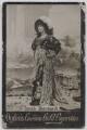 Sarah Bernhardt, by Nadar, published by  Ogden's - NPG x197008