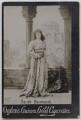Sarah Bernhardt, by Nadar, published by  Ogden's - NPG x197009