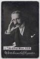 Alfred Milner, Viscount Milner, by Elliott & Fry, published by  Ogden's - NPG x197037