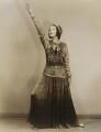 Tilly Losch in 'The Band Wagon', by Vandamm Studio - NPG x194038