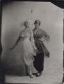 Zena Dare; Alice Crawford, by Hugh Cecil (Hugh Cecil Saunders) - NPG x194075