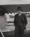 Sir Geoffrey De Havilland, by Unknown photographer - NPG x194076