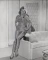 Shirley Eaton, by Tom Hustler - NPG x194081