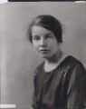 Kate Zilpah Manicom, by Ernest A. Bachrach - NPG x194136