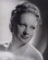 Diana Napier, by Houston Rogers - NPG x194146