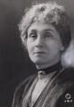 Emmeline Pankhurst, by Underwood & Underwood - NPG x194159