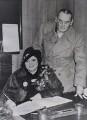 Elsie Veronica Pemberton-Billing (née Farmer); Noel Pemberton Billing, by ACME Newspictures, Inc. - NPG x194161