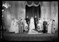 Wedding of Queen Elizabeth II and Prince Philip, Duke of Edinburgh, by Bassano Ltd - NPG x158910