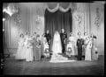 Wedding of Queen Elizabeth II and Prince Philip, Duke of Edinburgh, by Bassano Ltd - NPG x158909