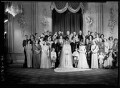 Wedding of Queen Elizabeth II and Prince Philip, Duke of Edinburgh, by Bassano Ltd - NPG x158911
