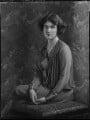 Edith Mary Patricia (née Prendergast), Lady Eden, by Lafayette (Lafayette Ltd) - NPG x49903