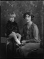 John Benedict Eden, Baron Eden of Winton; Edith Mary Patricia (née Prendergast), Lady Eden, by Lafayette (Lafayette Ltd) - NPG x49906