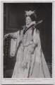 Winifred Emery as Queen Elizabeth in 'Sir Walter Ralegh', by Foulsham & Banfield, published by  Rotary Photographic Co Ltd - NPG x138256