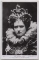 Winifred Emery as Queen Elizabeth in 'Sir Walter Ralegh', published by Rotary Photographic Co Ltd - NPG x138257