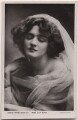Lily Elsie (Mrs Bullough), by Foulsham & Banfield, published by  Rotary Photographic Co Ltd - NPG x138269