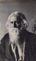 Sir Rabindranath Tagore, by Fox Photos Ltd - NPG x194193