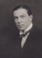 Robert Gilbert Vansittart, Baron Vansittart, by George Charles Beresford - NPG x194199