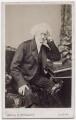 Sir John Frederick William Herschel, 1st Bt, by Maull & Polyblank - NPG x197115