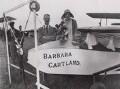 Ewen Ormerod Wanliss; Dame Barbara Hamilton Cartland; Edward Lucas Mole, by Topical Press - NPG x194244