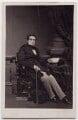 John Singleton Copley, Baron Lyndhurst, by Mayall - NPG x197129