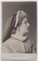 Clara Marion Jessie Rousby (née Dowse) as Princess Elizabeth in ''Twixt Axe and Crown', by London Stereoscopic & Photographic Company - NPG x197155