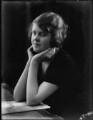 Evelyn Florence Margaret Winifred Nightingale (née Gardner, formerly Waugh), by Bassano Ltd - NPG x158934