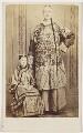 Kin Foo; Chang Woo Gow (Chang Yu Sing), by Wright & Son - NPG x197184