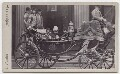 Nasser al-Din, Shah of Persia, King Edward VII and five unknown sitters, by W. & D. Downey - NPG x197198