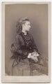 Princess Louise Caroline Alberta, Duchess of Argyll, by W. & D. Downey - NPG x197209