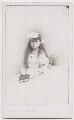 Princess Beatrice of Battenberg, by Disdéri - NPG x197213