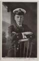 Prince Edward, Duke of Windsor (King Edward VIII), by Arthur James Hope Downey, for  W. & D. Downey, published by  Rotary Photographic Co Ltd - NPG x138839