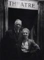 Ashley Dukes; Marie Rambert, by Tom Blau, for  Camera Press: London: UK - NPG x194311