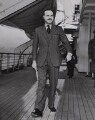 Ernest Aldrich Simpson, by Wide World Photos - NPG x194326